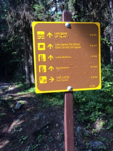 Blog hike
