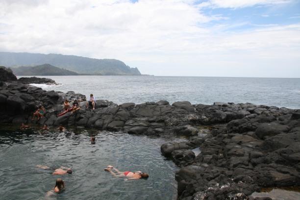 Kauai, Queens Bath
