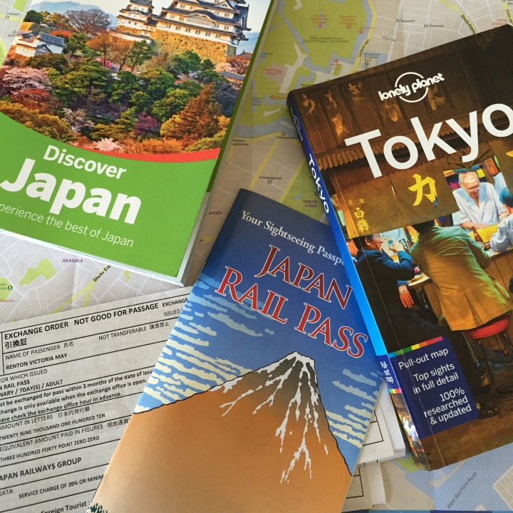 How to Plan a Trip to Japan.